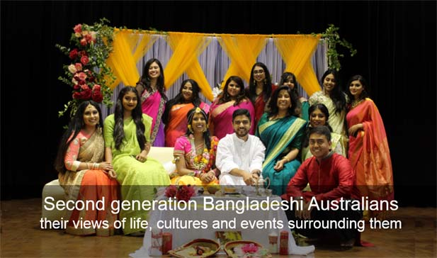 Second generation Bangladesh Australians - their views of life, cultures and events surrounding them [Photo: Ehsan Ullah]