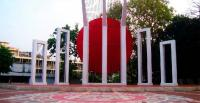 Jatio Shaheed Minar in Dhaka, Bangladesh [Photo: Internet]