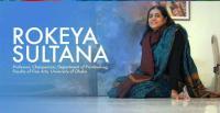 Bangladeshi painter and print maker Rokeya Sultana [Image: www.rokeya-sultana.com]
