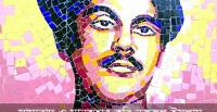 The poet of communism and humanity Kazi Nazrul Islam [Image: dailyasianage.com]