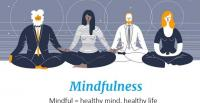 Mindfulness / Mindful = healthy mind, healthy life [Image: mindful.org]