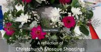 A reflection of Christchurch mosque shootings [Image: Bangla Radio]