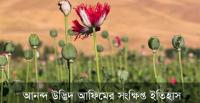 A brief history of the pleasure plant opium [Image: A poppy field with capsules/bbc.com]
