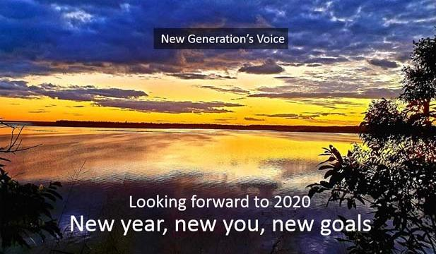 Looking forward to 2020 - New year, New you, New goals [Photo: Dr. Tanvir Hossain]